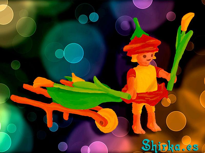 FanARt Playmobil Cutie Fairy Shirka