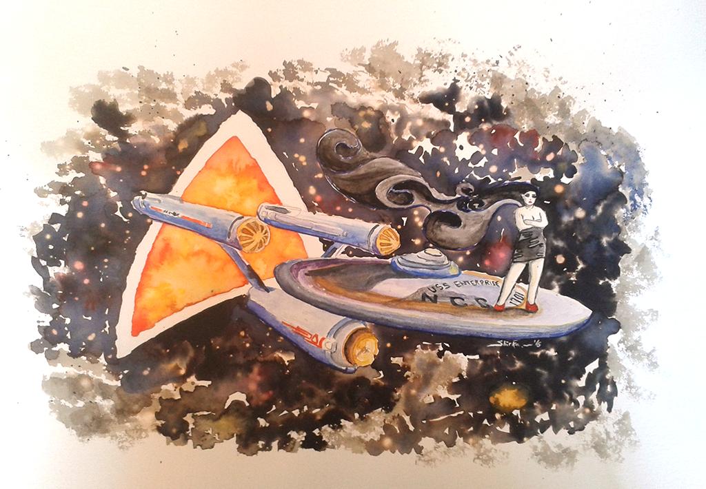 Star Trek & Alaska