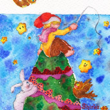2016 christmas greetings shirka aquarelle